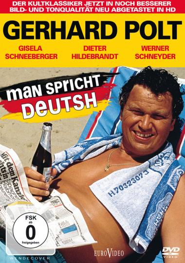 Man spricht Deutsch.DVD.