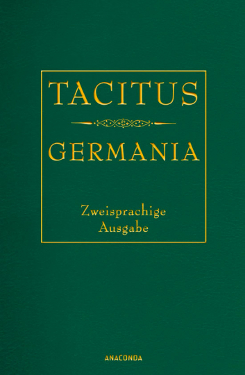 Germania. Zweisprachige Ausgabe.