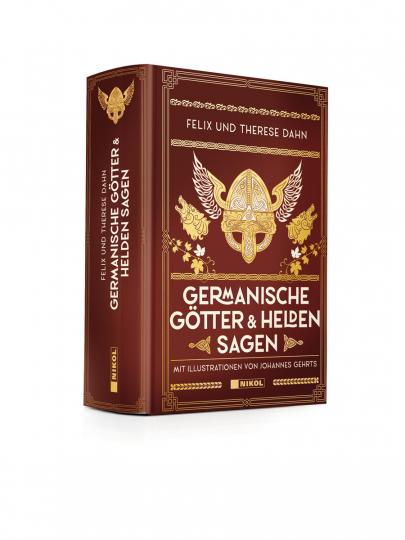 Germanische Götter- und Heldensagen.