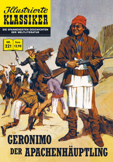 Geronimo - Illustrierter Klassiker
