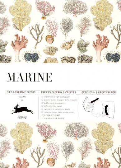 Geschenkpapier »Meereswelt«.
