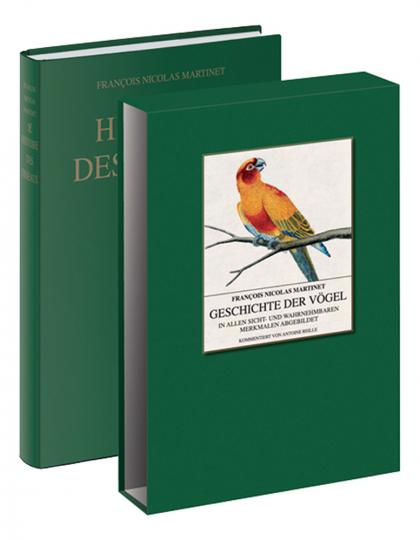 Geschichte der Vögel. Histoire des Oiseaux.