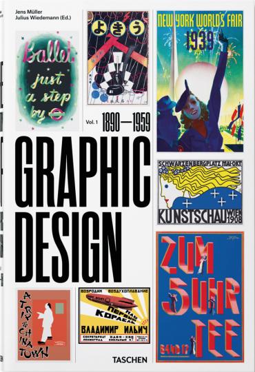 Geschichte des Grafikdesigns. 1890-1959.