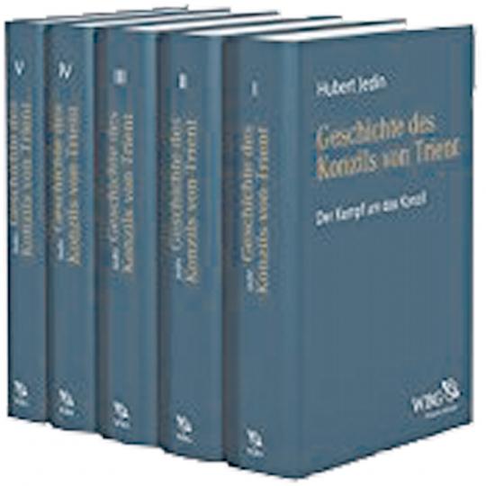 Geschichte des Konzils von Trient 5 Bände