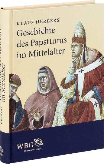 Geschichte des Papsttums im Mittelalter.