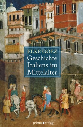 Geschichte Italiens im Mittelalter.