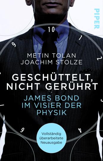 Geschüttelt, nicht gerührt. James Bond im Visier der Physik.