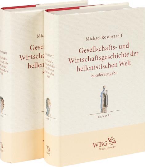 Gesellschafts- und Wirtschaftsgeschichte der hellenistischen Welt. 2 Bde.