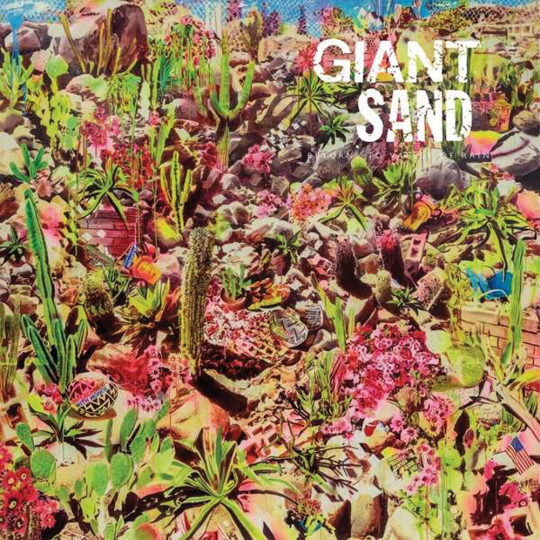 Giant Sand. Returns To Valley Of Rain. LP.