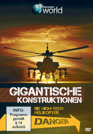 Gigantische Konstruktionen - Die High-Tech Helikopter DVD