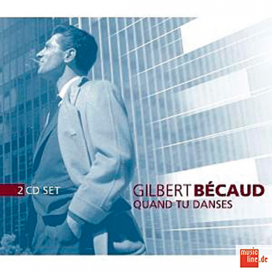 Gilbert Bécaud. Quand tu danses. 2 CDs