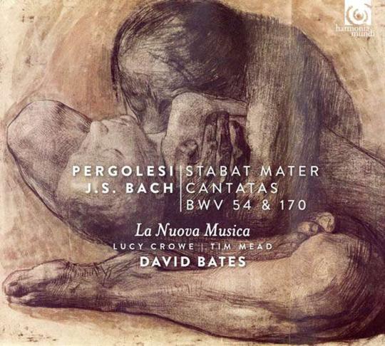 Giovanni Battista Pergolesi. Stabat Mater.CD.