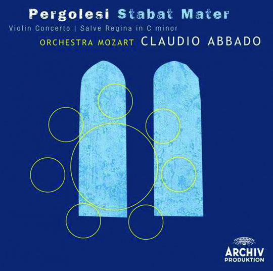 Giovanni Battista Pergolesi. Stabat Mater. CD.