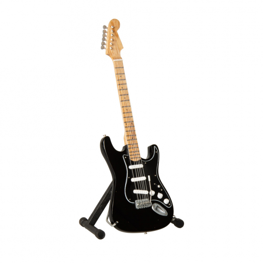 Gitarre David Gilmour. Verkleinertes Modell.