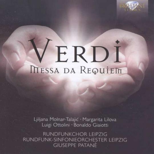 Giuseppe Verdi. Requiem. 2 CDs.