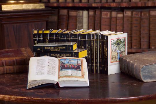 Glanzlichter der Buchkunst. Band 1 - 26, in 30 Teilbänden.