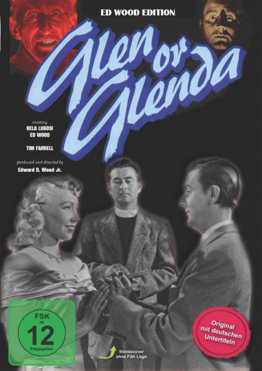 Glen Or Glenda (Ed Wood Collection). DVD.