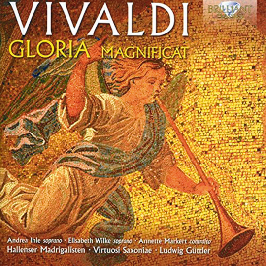 Gloria Magnificat CD