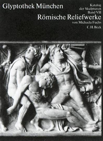 Glyptothek München - Römische Reliefwerke
