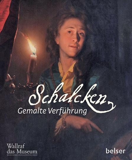 Godefridus Schalcken (1643-1706). Gemalte Verführung.