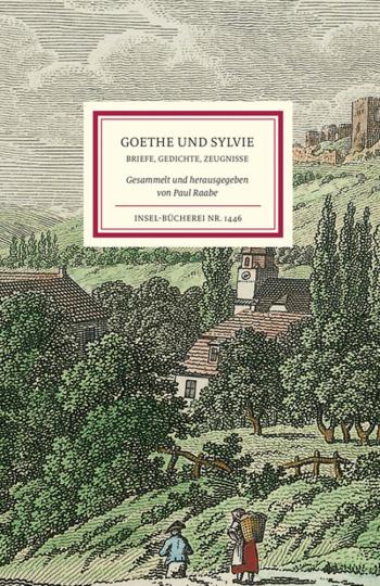 Goethe und Sylvie. Briefe und Gedichte.