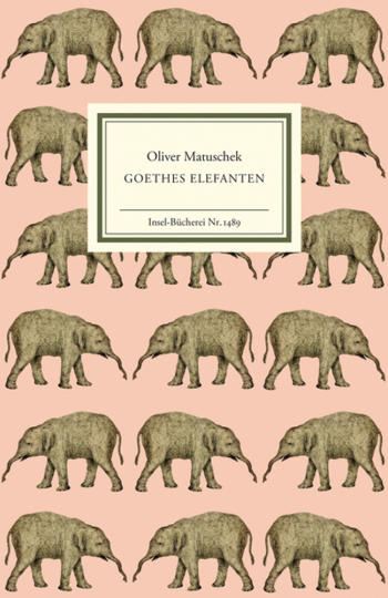 Goethes Elefanten.