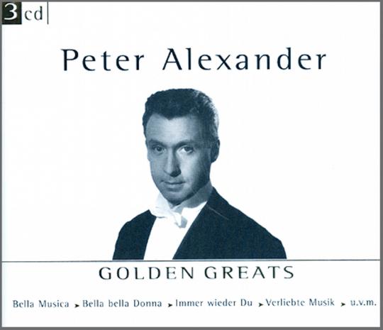 Golden Greats 3 CDs