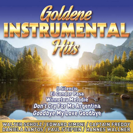 Goldene Instrumental Hits CD