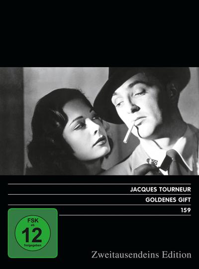 Goldenes Gift. Zweitausendeins Edition Film 159. DVD.