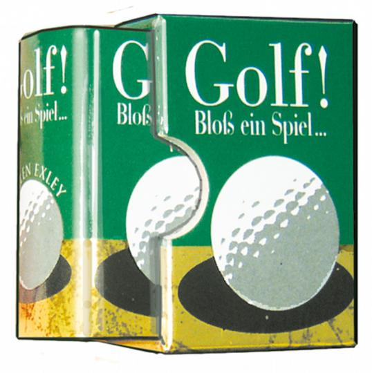 Golf! Bloß ein Spiel ... - Minibuch