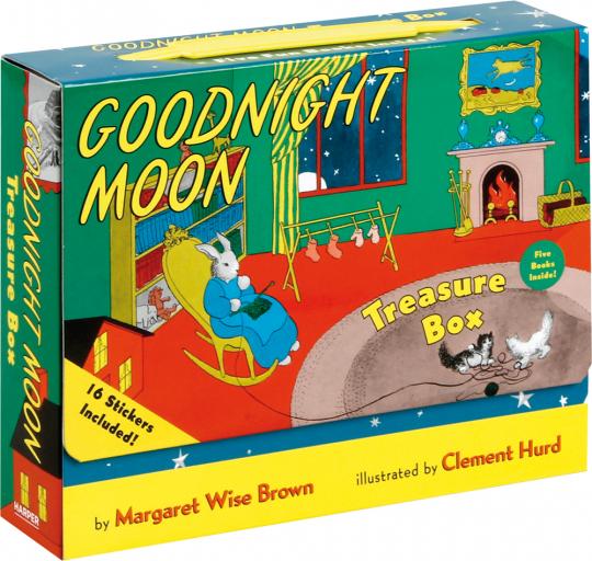 Goodnight Moon. Treasure Box Set. 5 Klassische Geschichten.
