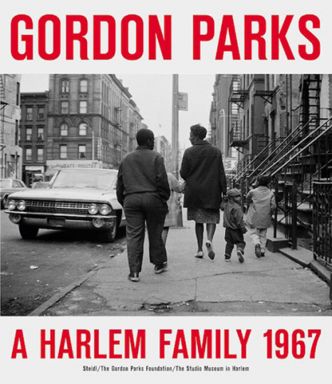 Gordon Parks. A Harlem Family 1967.
