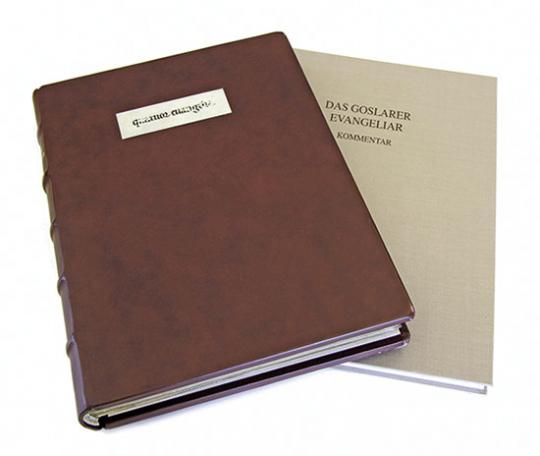 Goslarer Evangeliar. Die heiligen Texte der Christenheit
