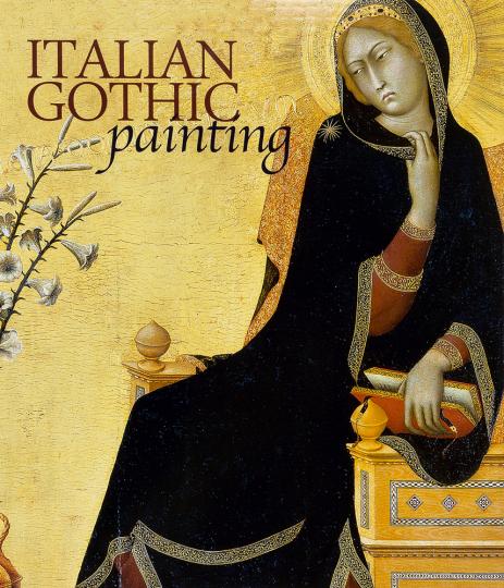 Gotische Malerei aus Italien. Italian Gothic Painting.