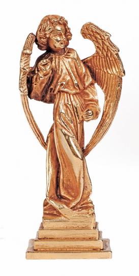 Gotischer Engel. Deutschland, um 1350.