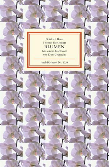 Gottfried Benn. Blumen. Gedichte