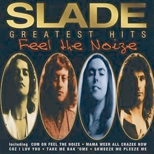 Slade. Greatest Hits. CD.