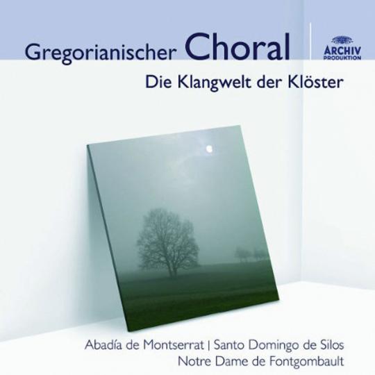 Gregorianischer Choral. Die Klangwelt der Klöster. CD.