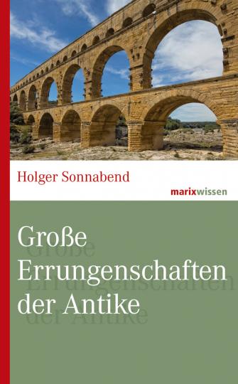 Große Errungenschaften der Antike.