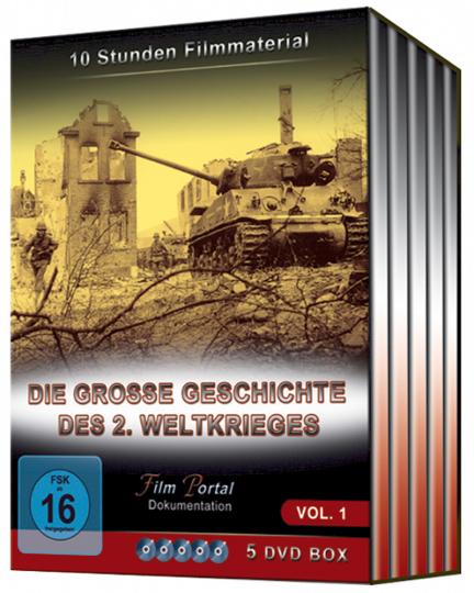 Große Geschichte des 2. Weltkrieges DVD