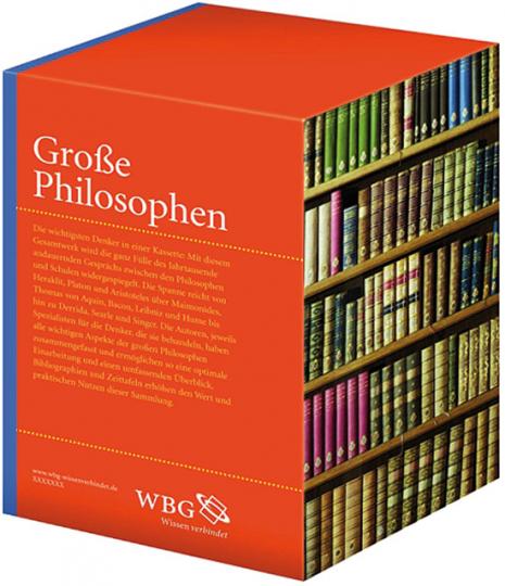 Große Philosophen. 6 Bände.