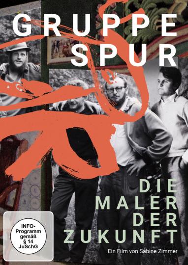 Gruppe SPUR. Die Maler der Zukunft! DVD.