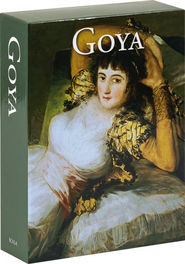 Grußkartenbox Goya. 30 Fotodoppelkarten mit Umschlag.