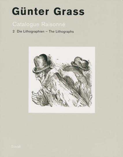 Günter Grass. Catalogue Raisonné. Die Lithographien. Bd. 2.