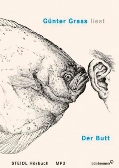 Günter Grass. Der Butt. Hörbuch. 1 CD.