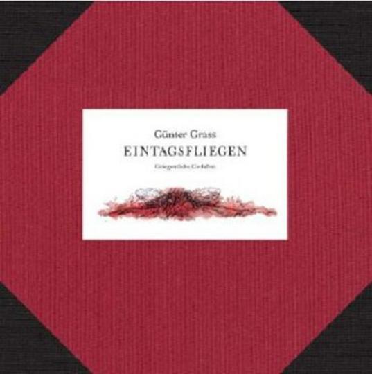 Günter Grass. Eintagsfliegen. Hörbuch. 2 CDs.
