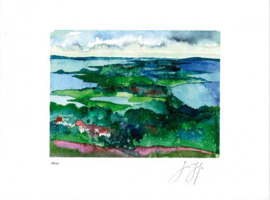 Günter Grass »Hiddensee«