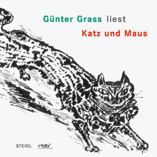 Günter Grass. Katz und Maus. Hörbuch. 4 CDs.