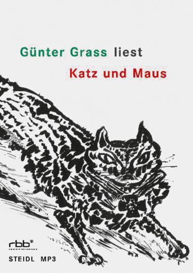 Günter Grass. Katz und Maus. mp3-Hörbuch.