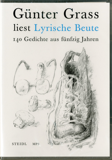 Günter Grass. Lyrische Beute. mp3-Hörbuch.